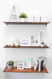10 easy shelves you can install in 30 minutes easy wood shelf