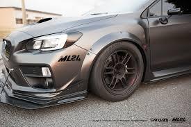 widebody subaru impreza ml24 x can jam motorsports 2015 subaru wrx sti wide body fender