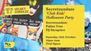 kids halloween images ra tickets secretsundaze u0027club kids u0027 halloween party with palms