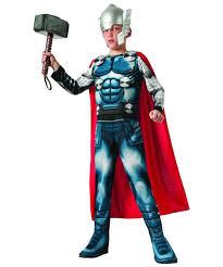 Avengers Halloween Costume Marvel Avengers Thor Muscle Boy U0027s Costume Boys Costumes Kids