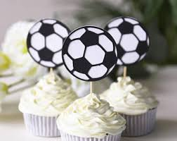 soccer party supplies soccer party etsy