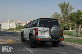 nissan safari off road is the nissan patrol super safari 2017 super enough u2013 uae horsepower