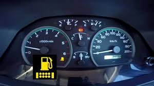 toyota car warning lights meanings how to replace fuel filter and reset warning light toyota