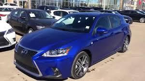 westside lexus oil change 2014 lexus ct 200h hybrid ultrasonic blue f sport package review