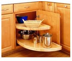 Blind Corner Storage Systems Home Sweet Home Blind Corner Cabinet Storage Solution