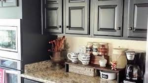 Kitchen Cabinets Black And White Appealing Painting Kitchen Cabinets Black Kitchen Find Your Home