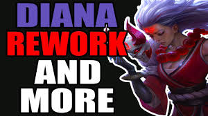 new diana rework gnar buff kindred buff and ap kennen buff