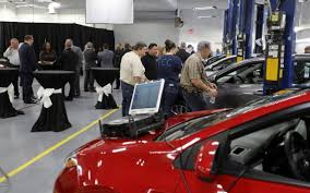 lexus service fort worth toyota joins with tcc on training program for auto mechanics