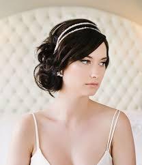 hair with headband best 25 wedding headband hairstyles ideas on headband