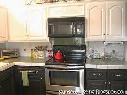 Diy Black Kitchen Cabinets That Diy Link Diy Show Diy Decorating