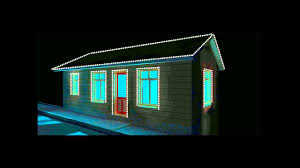 Christmas Lights On House by Christmas Lights On House Youtube