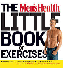 men s the men s health little book of exercises