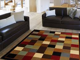 Living Room   Minimalist Elegant Design Rugs In Family Room - Family room rug