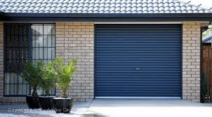 cool garage doors this is a cool garage door i like the blue color on this roller