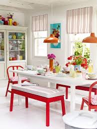 Best Dining Room Images On Pinterest Live Dining Table And - Red kitchen table and chairs