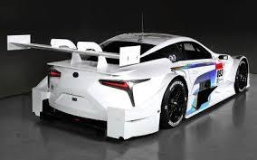 4 cylinder lexus lexus to race lc gt500 coupe in 2017 gt season lexus
