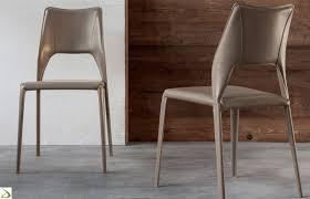 sedie sala da pranzo moderne sedia moderna da soggiorno vlaim arredo design