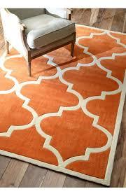Orange Area Rug Rugs Usa Keno Trellis Copper Rug Rugs Usa Summer Sale Up To 80