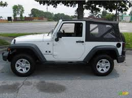 jeep rubicon white sport 2007 jeep wrangler x news reviews msrp ratings with amazing