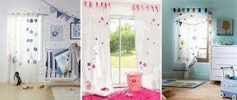 rideau pour chambre fille rideaux pour chambre enfant beau rideau occultant chambre bebe 5