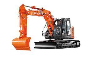 zh210 5 hybrid hitachi construction machinery