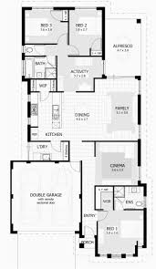 3 bedroom 3 bath house plans new 4 bedroom 3 bath floor plans contemporary best bedroom design
