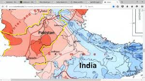 Map Of Indus River Miracle Of Victorian Engineering Indus Basin Irrigation System
