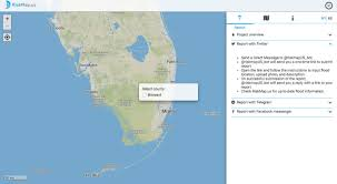 Map Of Western Florida by Mit Is Crowdsourcing Hurricane Flood Maps In Florida Geeked Out