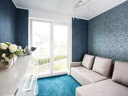 Wohnzimmer Ideen Blau Wohnzimmer Ideen Wandgestaltung Blau Kreative Bilder Für Zu