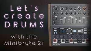 tutorial drum download tutorial 12 creating drums with the arturia minibrute 2s free