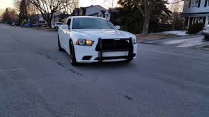 how to install a push bumper on a dodge charger setina pb400
