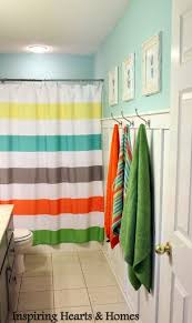 Cool Shower Curtains For Guys Cool Boys Shower Curtains And Chevron Shower Curtain Pottery Barn