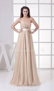 a linie herzausschnitt knielang chiffon brautjungfernkleid mit gestupft p551 bridesire chagner brautjungfernkleider chagner