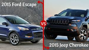 Ford Escape Generations - wow woody u0027s jeep cherokee vs ford escape