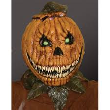 pumpkin rot latex mask 194213 costumes at sportsman u0027s guide