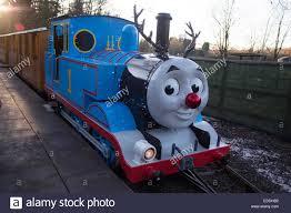 thomas the tank engine at thomas land drayton manor christmas