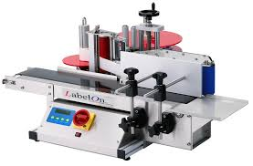 tabletop round bottle labeling machine labelon labeling machines