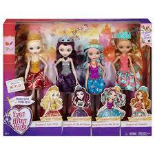 all after high dolls after high dolls 4 pack apple white madeline