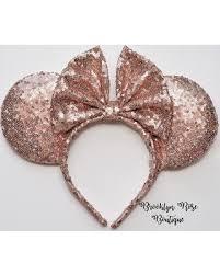 gold headband new savings on gold mickey minnie mouse disney ears headband