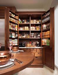 portable kitchen pantry door open u2014 new interior ideas
