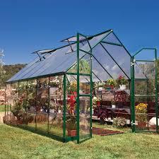 8 X 12 Greenhouse Kits Green Balance 8 U0027 X 12 U0027 Greenhouse Walmart Com