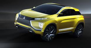 mitsubishi electric car mitsubishi commits to electric suvs with tokyo ex concept car