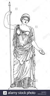 hera greek deity juno sister and wife of zeus full length