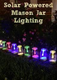 Solar Lights For The Garden Solar Mason Jar Fairy Lantern Garden By Kellyscreativeoutlet