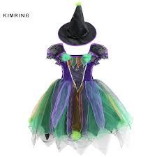 online get cheap halloween witch costumes children aliexpress com
