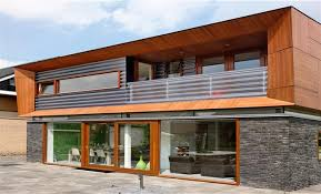 Latest House Front Designs Idea By HF Interiors Designs at Home Design