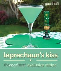 peppermint patty martini leprechaun u0027s kiss st patrick u0027s day cocktail thegoodstuff