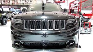 jeep grand srt8 2014 2014 jeep grand srt8 exterior and interior walkaround