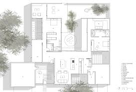 courtyard house plan hk associates inc architecture design journal courtyards