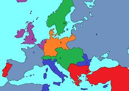 Ww1 Map Image Ww1map Png Alternative History Fandom Powered By Wikia